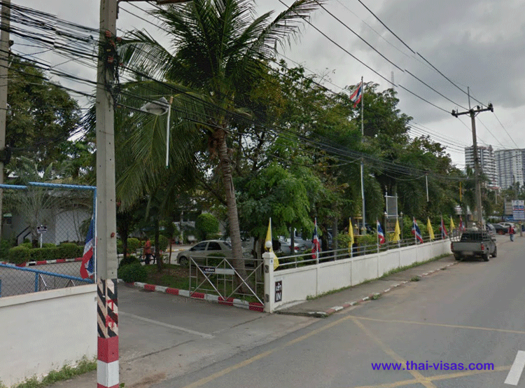 Thai Immigration Si Racha Chonburi