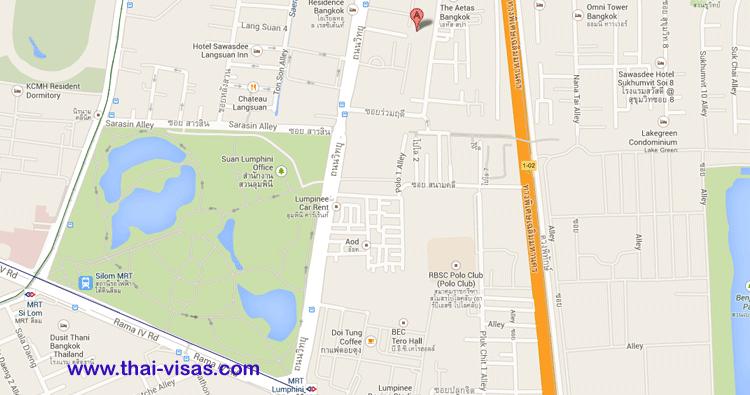 Costa Rican Consulate in Thailand