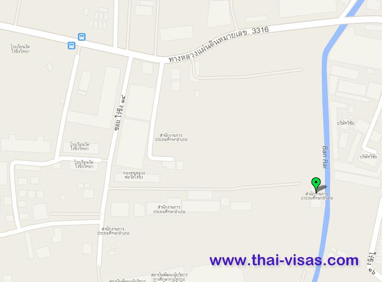 Thai Immigration in Nakhonpathom