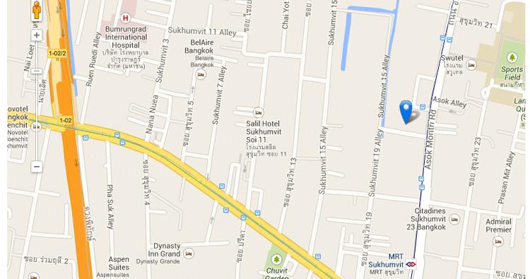 Israeli Embassy in Bangkok