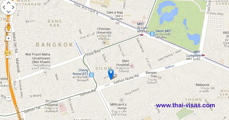 Saudi Arabian Embassy in Bangkok