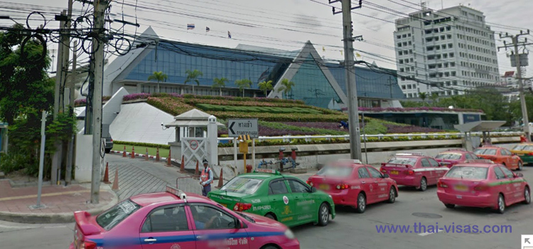 Thai Foreign Affairs Building